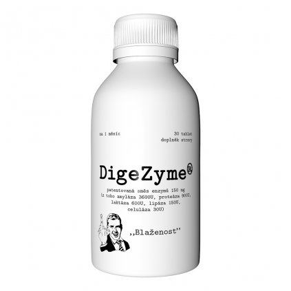 DigeZyme® v tabletách 30 01