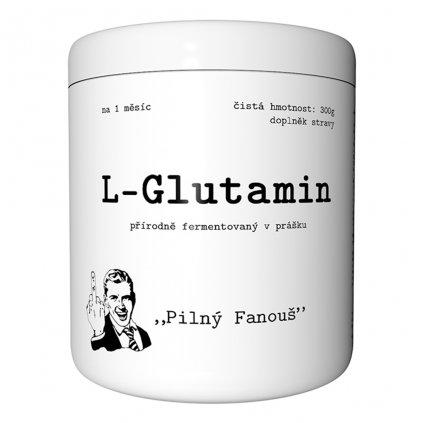 L Glutamin v prášku 300 01