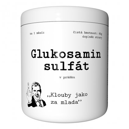 60 na WEB Glukosamin sulfát v prášku 01