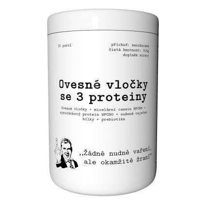 na WEB Ovesné vločky se 3 proteiny 01