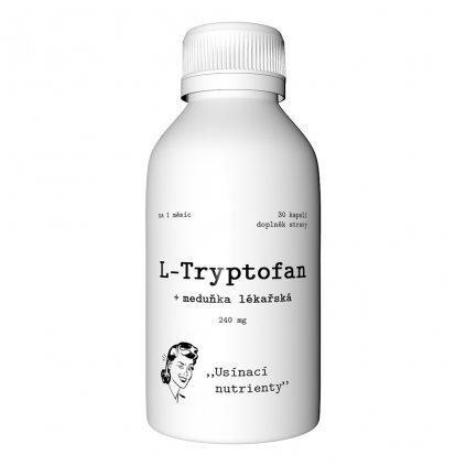 na WEB L Tryptofan + Meduňka lékařská 01
