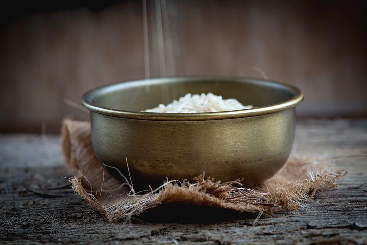 Hokus pokus: Rýžová mouka