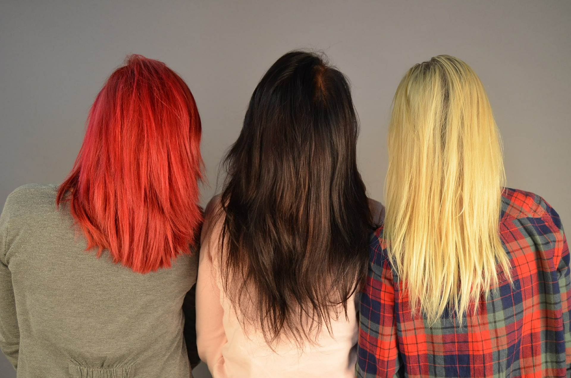 Vlasové trápení: Barvené vlasy
