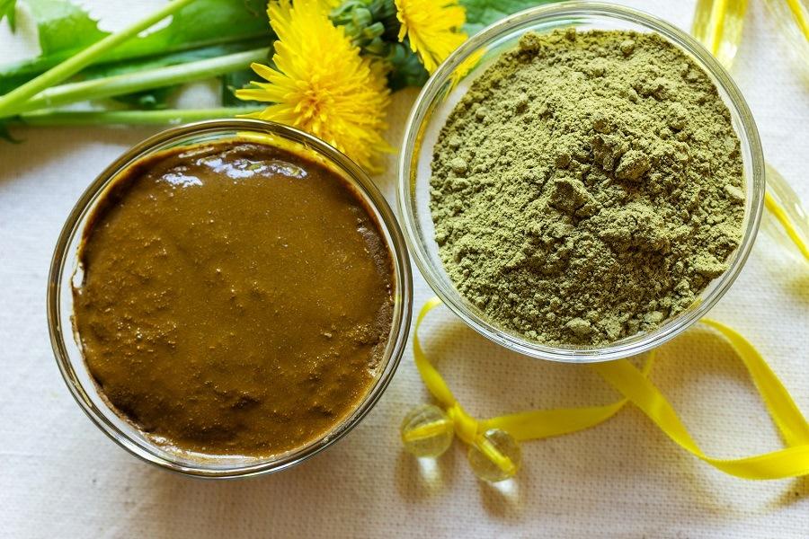 Henna a ostatní rostlinné barvy