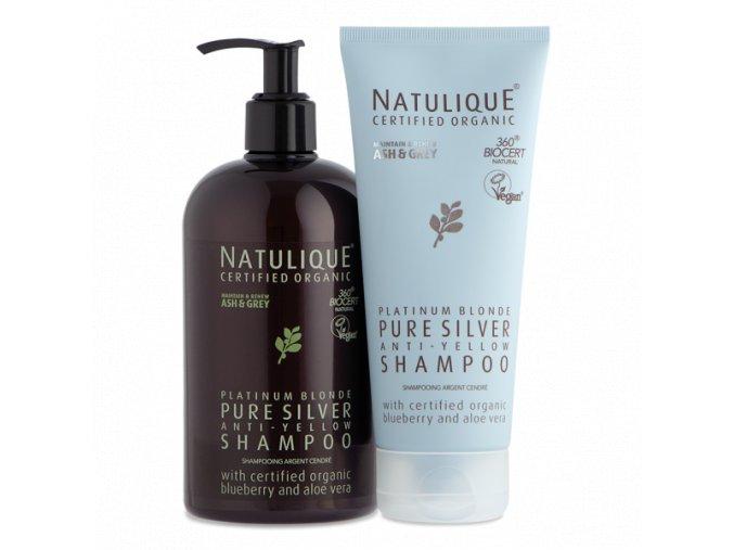 pure silver shampoo png