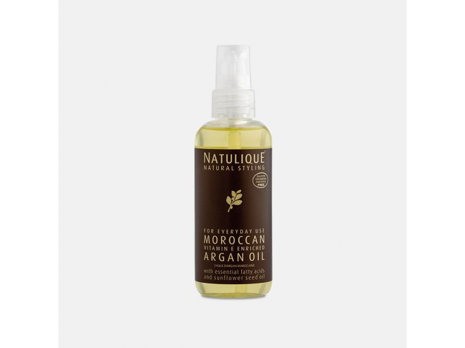 argan oil natulique new