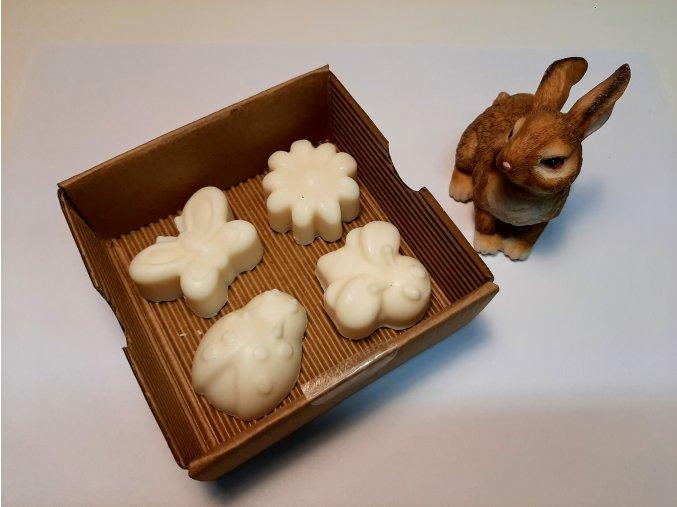 Dětské mýdlo s lanolinem - mini (65g)