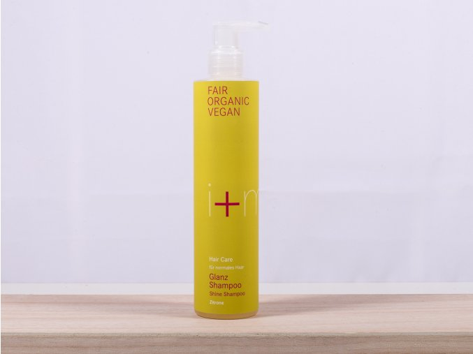 Šampon Lesk citrónu