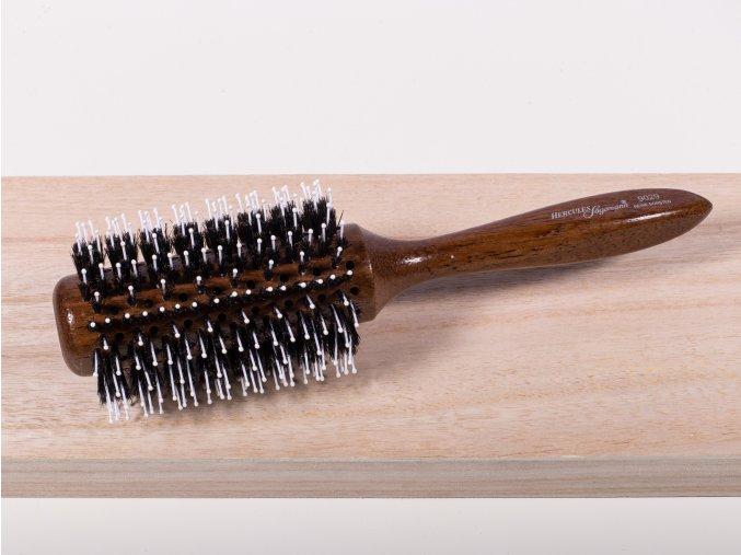 Kartáč na vlasy z kančích štětin