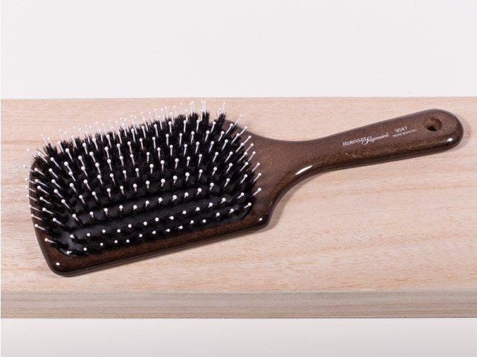 Plochý kartáč na vlasy XL