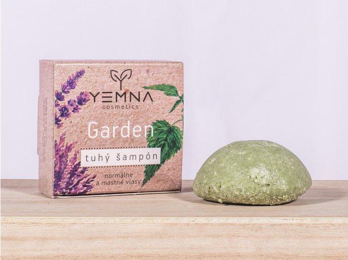Tuhý šampon Garden 55 g