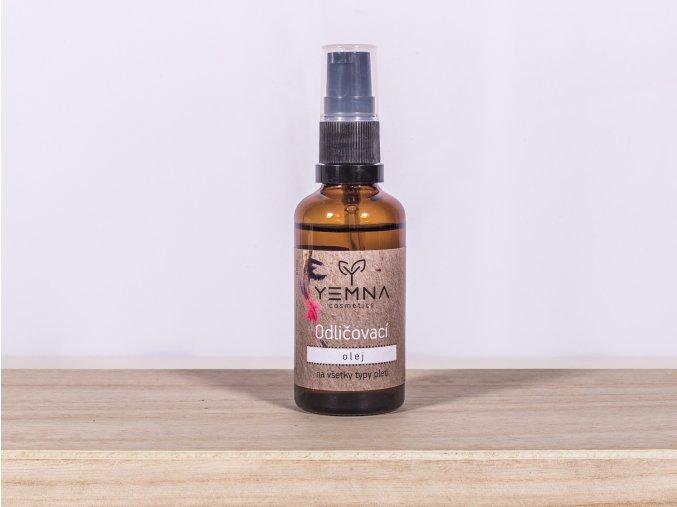 Odličovací pleťový olej 50 ml