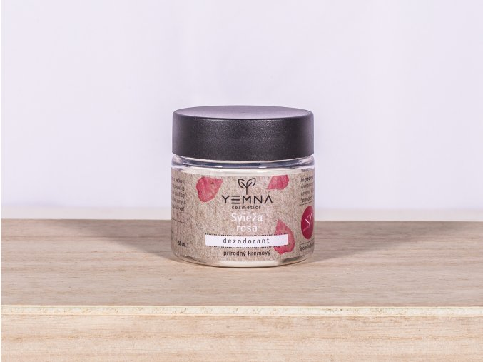Svěží rosa - krémový deodorant 50 ml