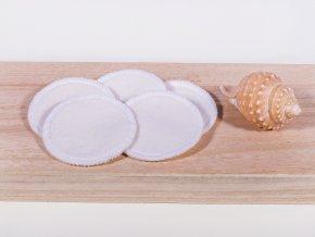 Kosmetické tampony bio bavlna
