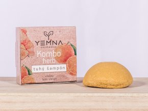 Tuhý šampon Kombo Herb