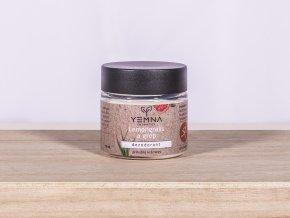 Lemongras & grep - krémový deodorant 50 ml
