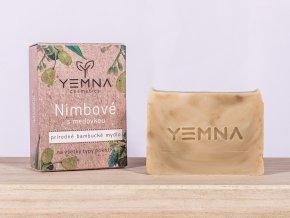 Neem s meduňkou - přírodní mýdlo