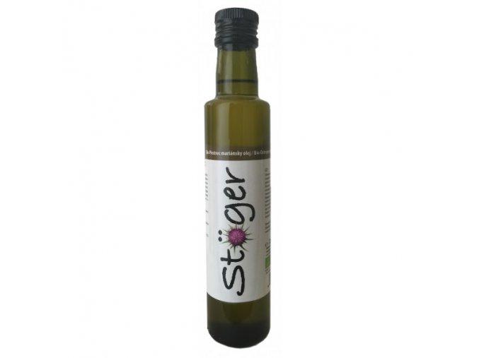 ostropestrecovy olej bio stoger ol 250 ml