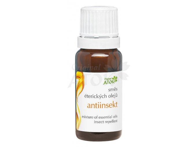 Směs éterických olejů Antiinsekt
