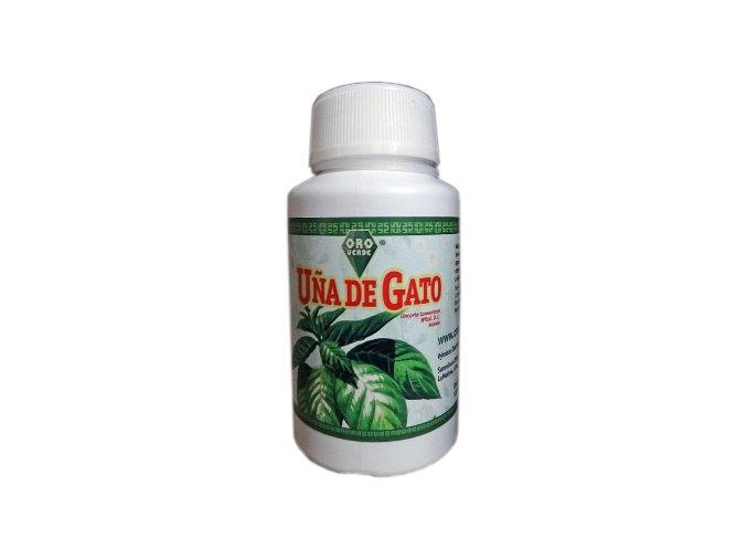 Uňa de Gato (Vilcacora, Kočičí dráp) kapsle 350 mg