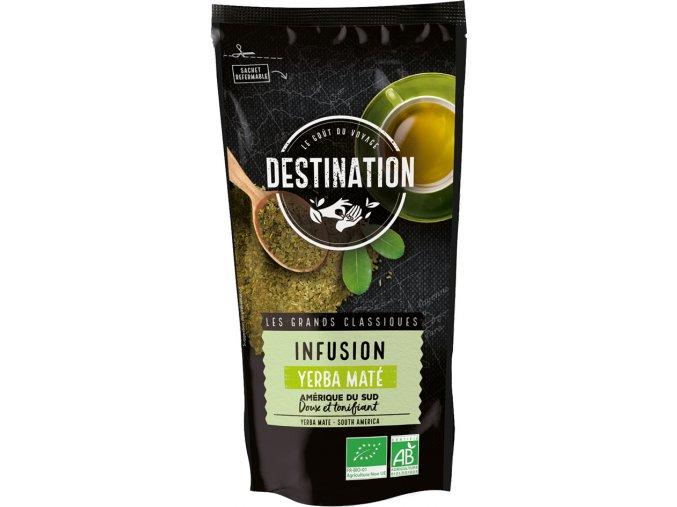 Destination Premium Bio Yerba Maté sypaný 100 g