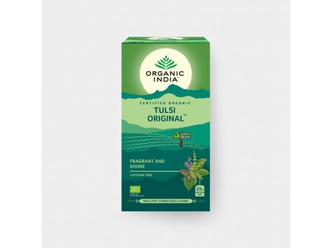 Tulsi Original Tea BIO, 25 sáčky Bio