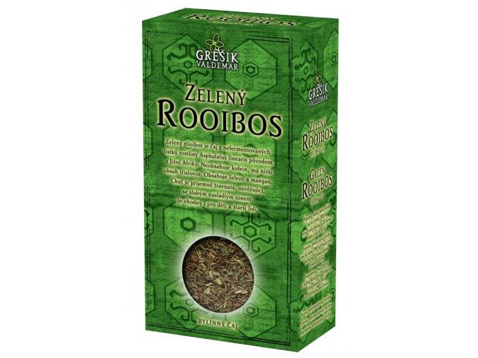 Zelený Rooibos