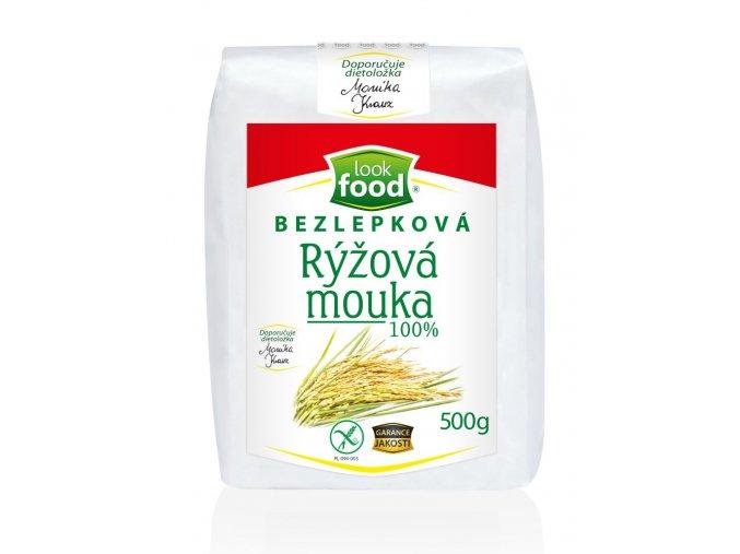 Bezlepková mouka rýžová