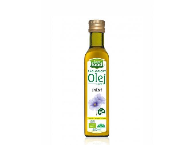 Ekologický olej lněný