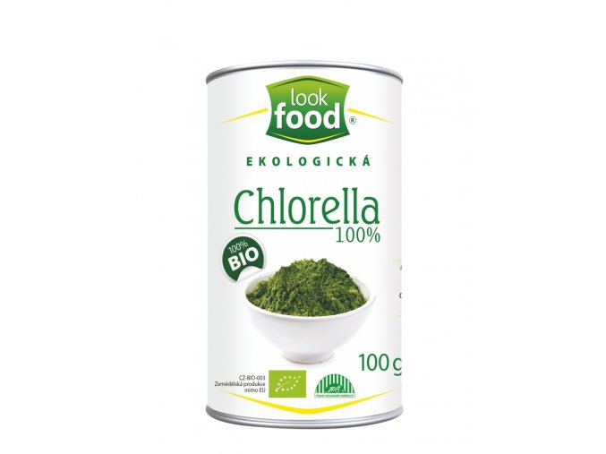 Ekologická chlorella