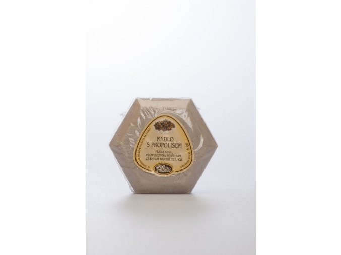 Mýdlo s propolisem