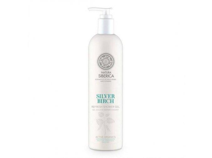 Copenhagen Osvěžující sprchový gel – Stříbrná bříza