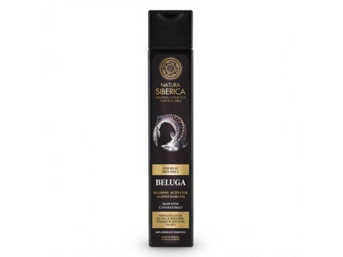 Šampon pro růst vlasů – Beluga