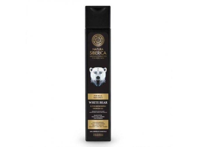 Super osvěžující sprchový gel – Lední medvěd