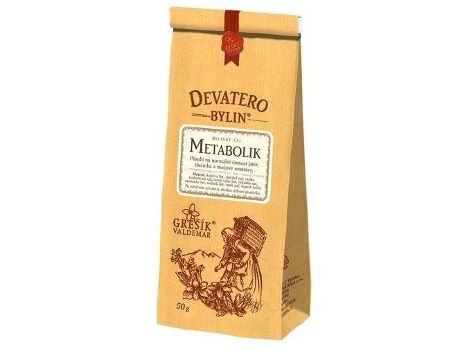 Metabolik čaj