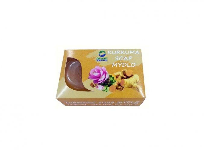 OW kurkumové mýdlo, 70 g