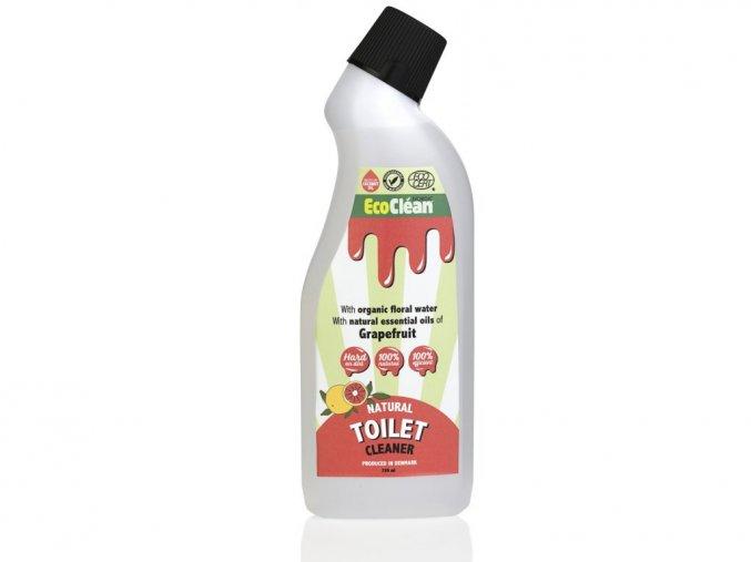 Eco Clean WC čistič Grapefruit 750 ml