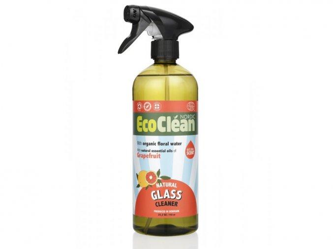 Eco Clean čistič oken, skel a zrcadel Grapefruit 750 ml