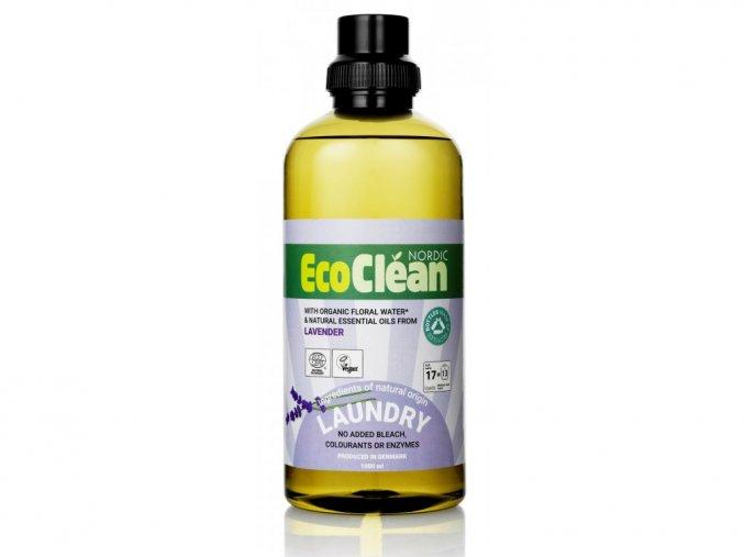 Eco Clean tekutý prací prostředek Levandule 1,5