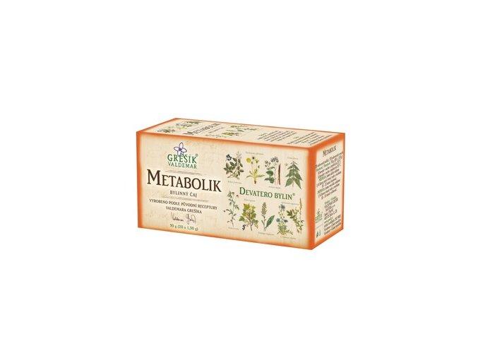 Metabolik sac