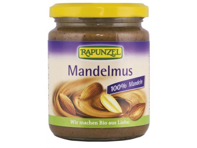 RAPUNZEL Bio 100% pasta z pražených mandlí 250g