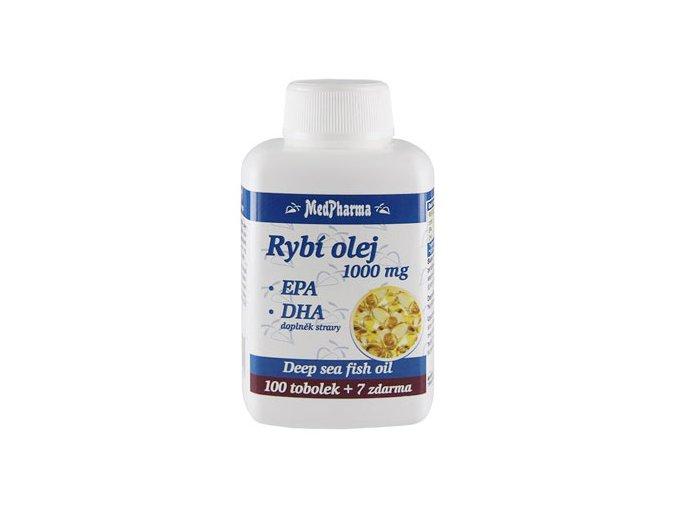 Rybí olej 1000 mg