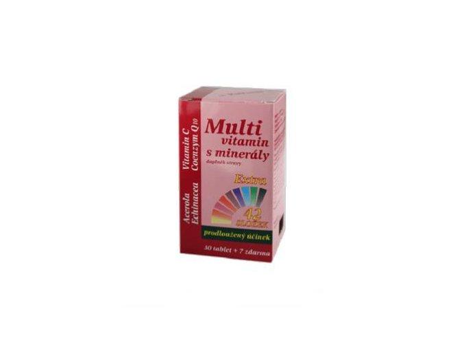 Multivitamin s minerály