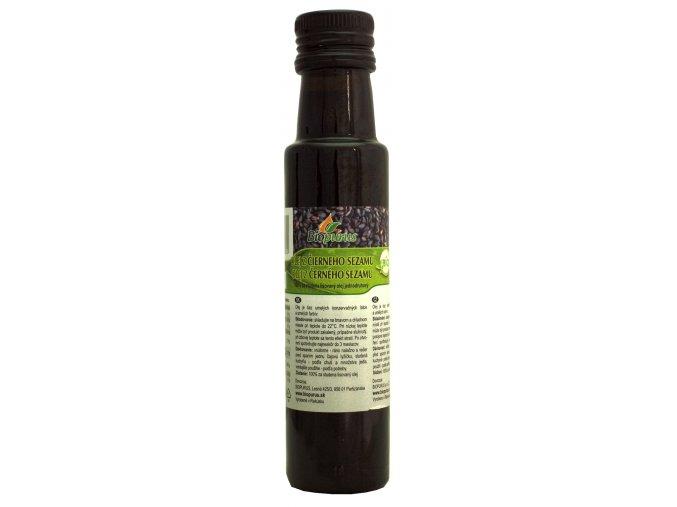 Olej z černého sezamu