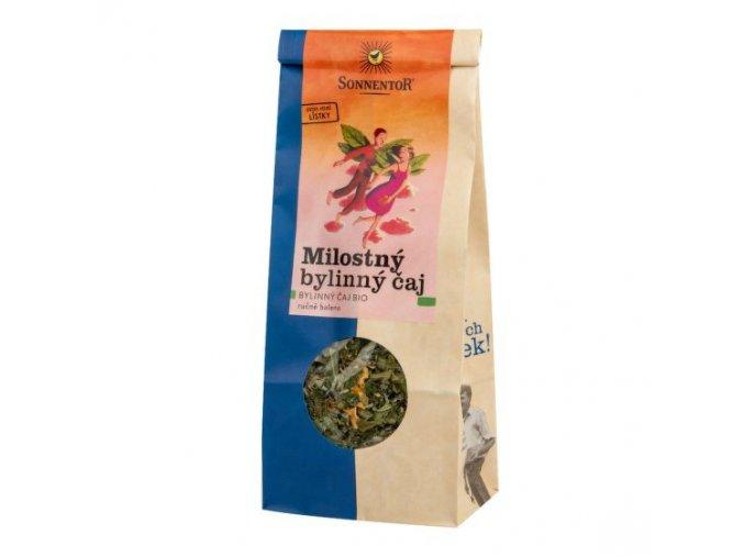 Milostný bylinný čaj sypaný