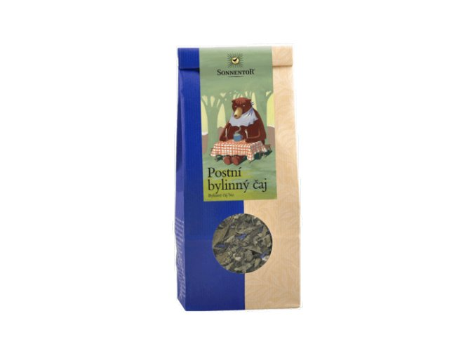 Postní čas bylinná čaj sypaný