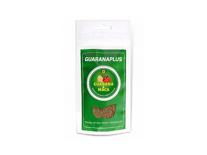 guarana maca powder