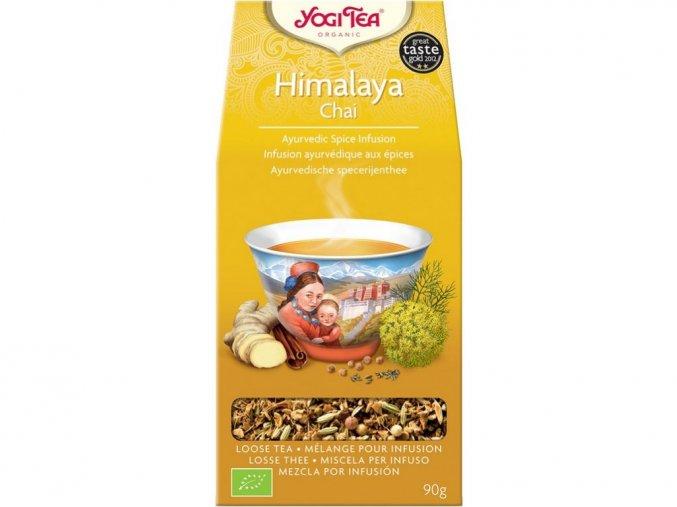 91469 1 bio himalaya chai sypany yogi tea 90 g
