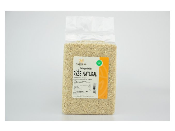 Rýže natural