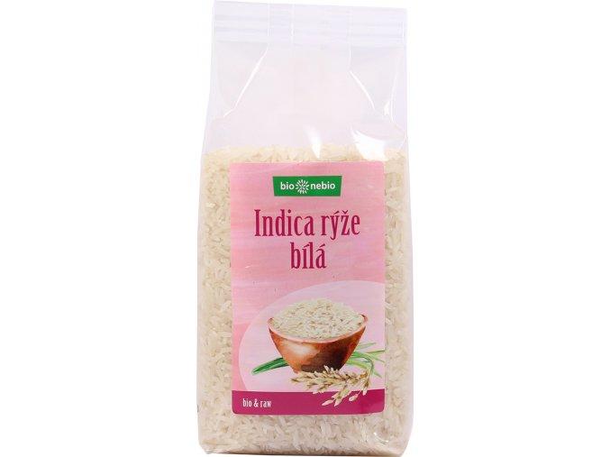 Bio Nebio Bio rýže indica bílá 500 g